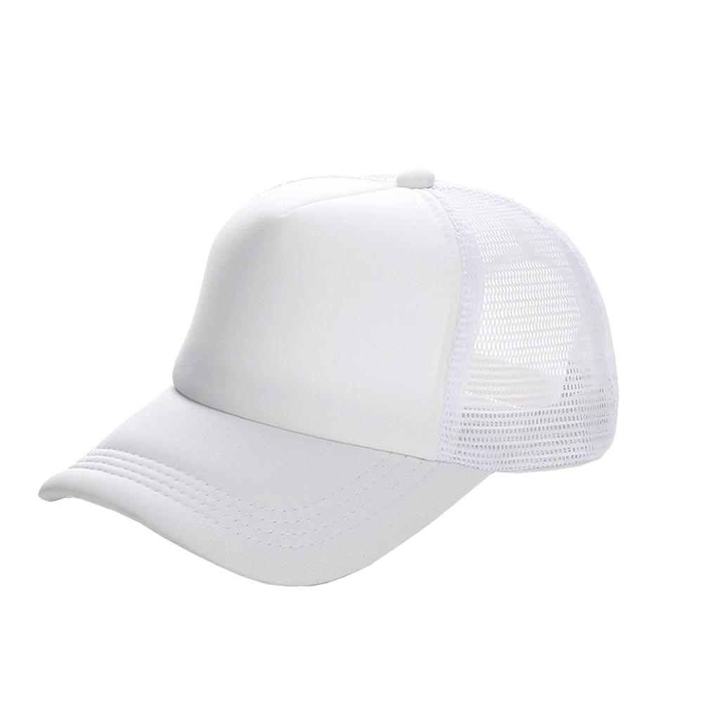 Boné Telado Branco