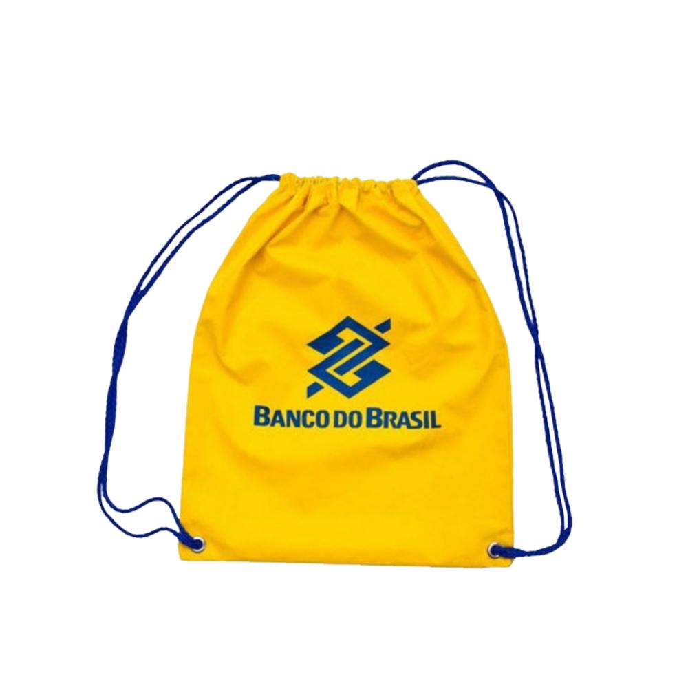 Sacochila Banco do Brasil